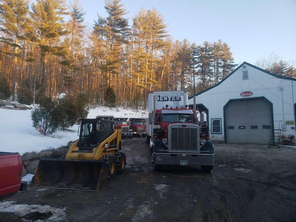 Ben Senter Trucking - moving company  | Photo 3 of 10 | Address: 207-209 Rte 13, Brookline, NH 03033, USA | Phone: (603) 673-9123