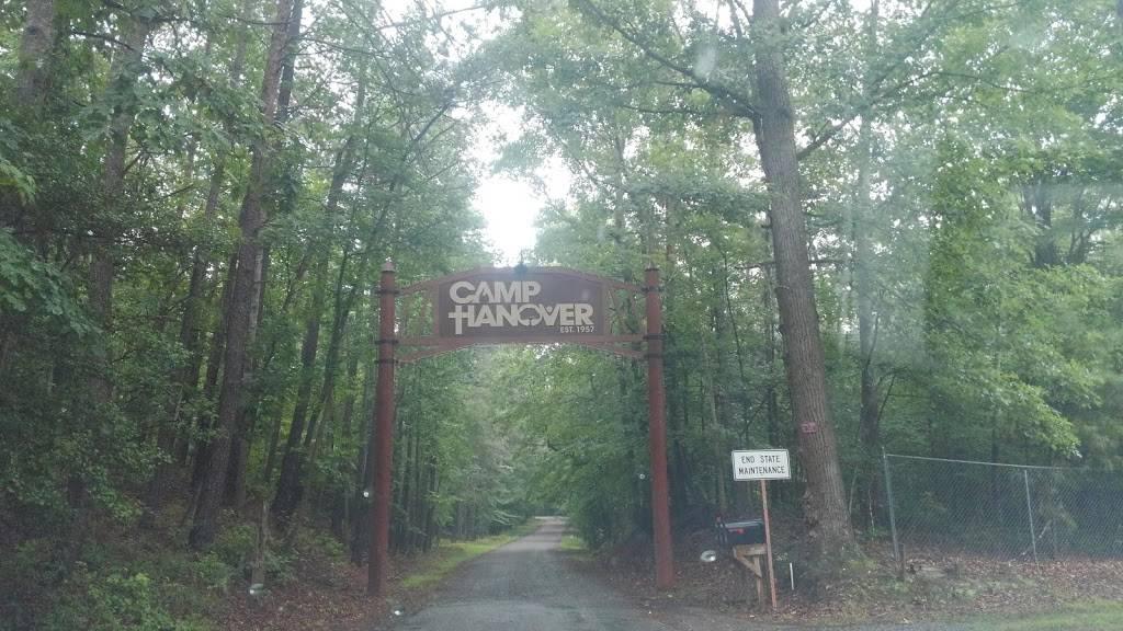 Camp Hanover - health    Photo 6 of 6   Address: 3163 Parsleys Mill Rd, Mechanicsville, VA 23111, USA   Phone: (804) 779-2811