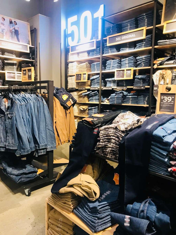 Levis Outlet Store at Jersey Gardens - clothing store  | Photo 7 of 9 | Address: 651 Kapkowski Rd #1224, Elizabeth, NJ 07201, USA | Phone: (908) 289-2233