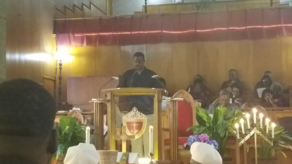 St. Paul Church - church  | Photo 8 of 10 | Address: 2260 Hunt St, Detroit, MI 48207, USA | Phone: (313) 567-9643