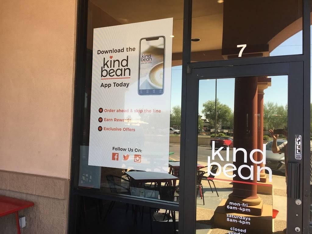 The Kind Bean - cafe  | Photo 3 of 10 | Address: 1020 E Pecos Rd UNIT 7, Chandler, AZ 85225, USA | Phone: (480) 726-8300