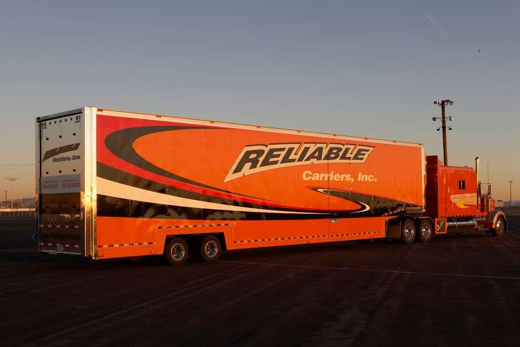 Reliable Carriers Inc - moving company  | Photo 10 of 10 | Address: 22 Law Dr, Fairfield, NJ 07004, USA | Phone: (800) 521-6393