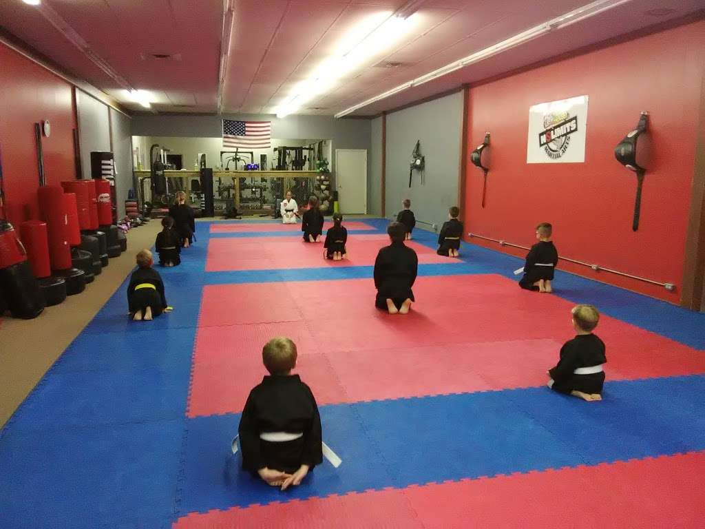 Brands Martial Arts - health  | Photo 6 of 6 | Address: 122 W Locust St, Fairbury, IL 61739, USA | Phone: (815) 822-5283