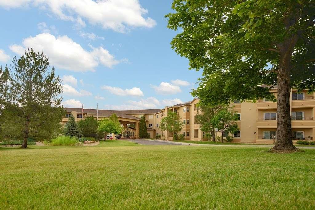 Cherry Creek Retirement Village - health  | Photo 9 of 10 | Address: 14555 E Hampden Ave, Aurora, CO 80014, USA | Phone: (303) 693-0200