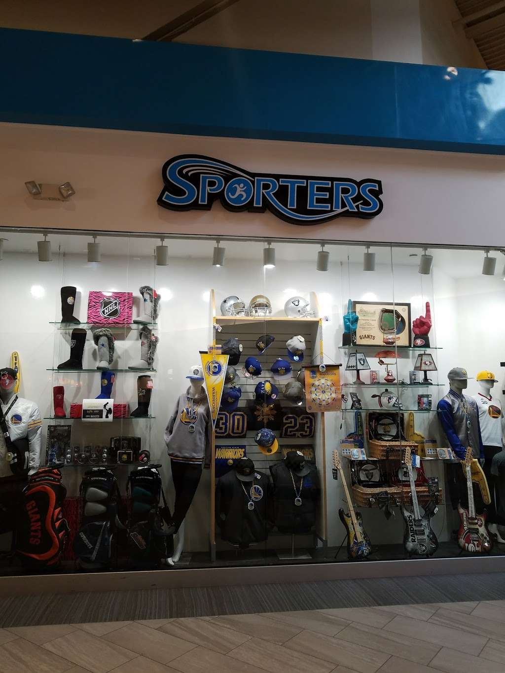 Sporters - clothing store    Photo 6 of 7   Address: 460 Great Mall Dr, Milpitas, CA 95035, USA   Phone: (408) 942-7767