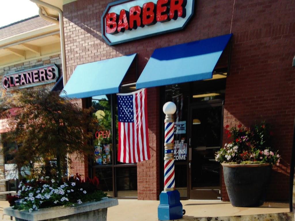 Jack and Sons Barber Shop Johns Creek - hair care  | Photo 3 of 8 | Address: 3719 Old Alabama Rd, Alpharetta, GA 30022, USA | Phone: (470) 294-3777