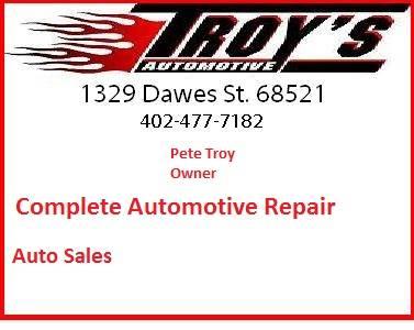 Troys Automotive - car repair  | Photo 2 of 3 | Address: 1329 Dawes Ave, Lincoln, NE 68521, USA | Phone: (402) 477-7182