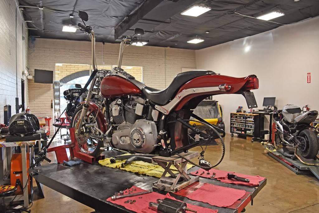 DWN N OUT Motorcycle Sales - car repair  | Photo 9 of 10 | Address: 15010 N Cave Creek Rd, Phoenix, AZ 85022, USA | Phone: (602) 422-9333