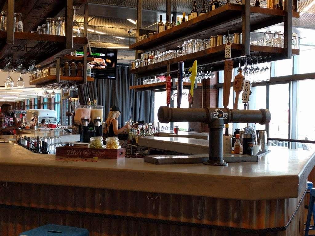 Piggyback Bar - restaurant  | Photo 7 of 10 | Address: 200 Hudson St, Jersey City, NJ 07311, USA | Phone: (201) 345-7775
