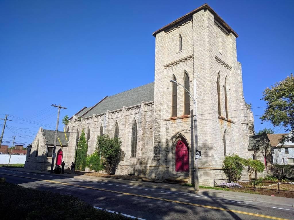 Church of the Messiah - church  | Photo 2 of 10 | Address: 231 E Grand Blvd, Detroit, MI 48207, USA | Phone: (313) 567-1158