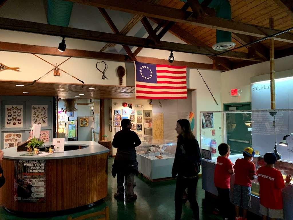 Interpretive Center at Cheesequake State Park - travel agency  | Photo 7 of 10 | Address: Interpretive Center, Matawan, NJ 07747, USA | Phone: (732) 566-2161