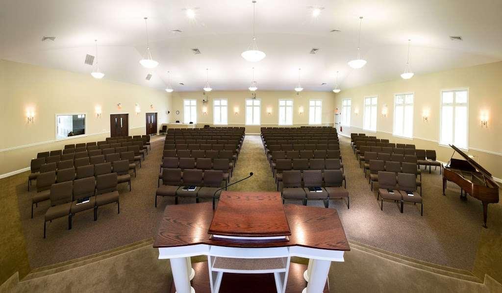 Grace Covenant Church - church  | Photo 10 of 10 | Address: 11 Colby Rd, Litchfield, NH 03052, USA | Phone: (603) 429-2979