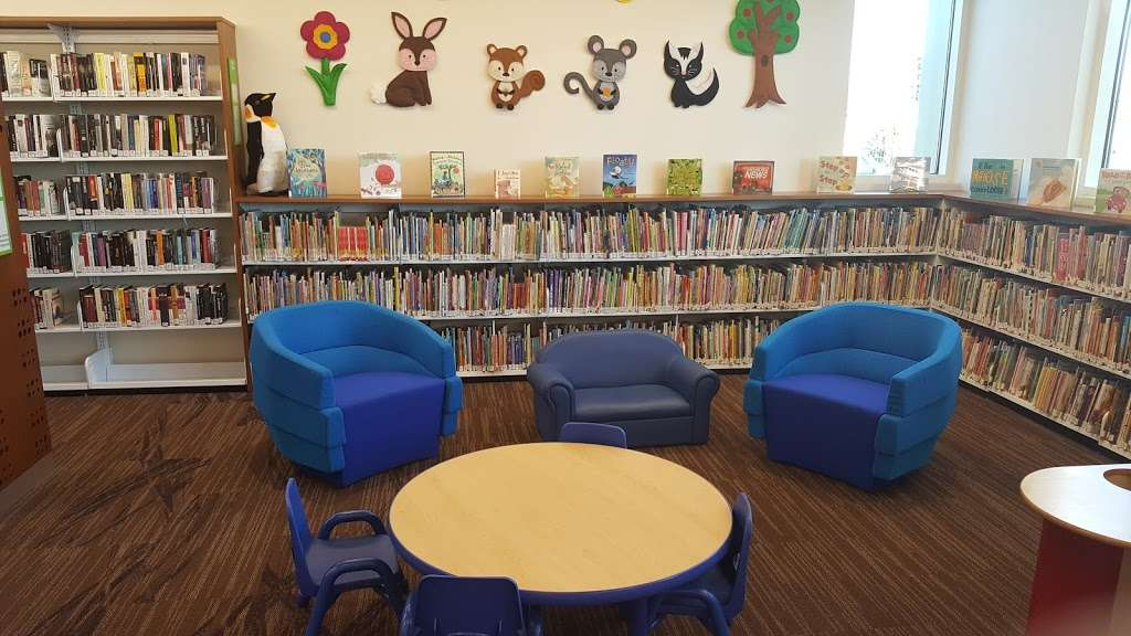 Los Nietos Library - library  | Photo 2 of 10 | Address: 8511 Duchess Dr, Whittier, CA 90606, USA | Phone: (562) 695-0708