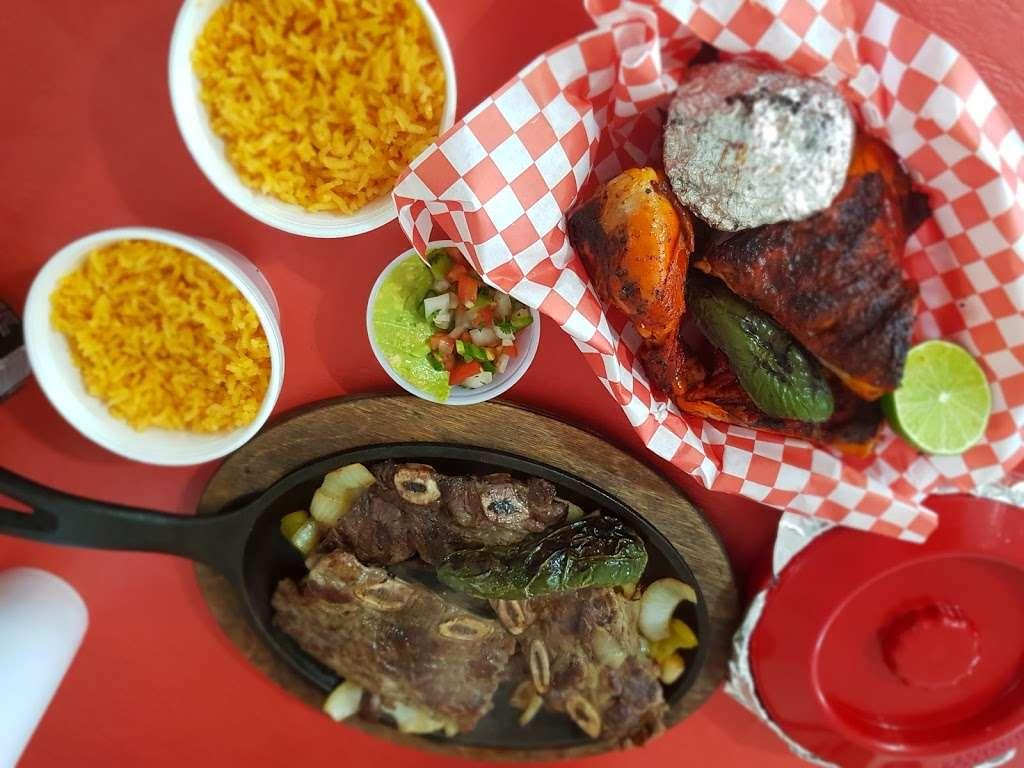 """Al Carbon"" Pollos Asados - restaurant    Photo 6 of 9   Address: 547 Culebra Rd, San Antonio, TX 78201, USA   Phone: (210) 737-7400"