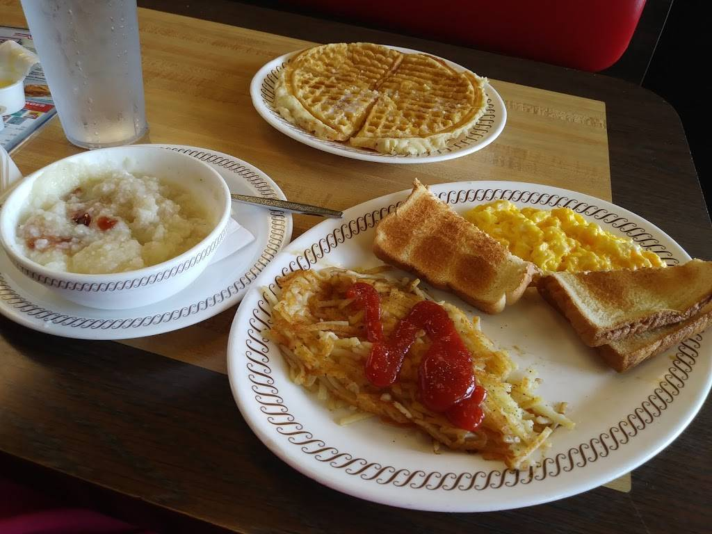 Waffle House - meal takeaway    Photo 3 of 8   Address: 839 Virginia Ave, Hapeville, GA 30354, USA   Phone: (404) 684-1800