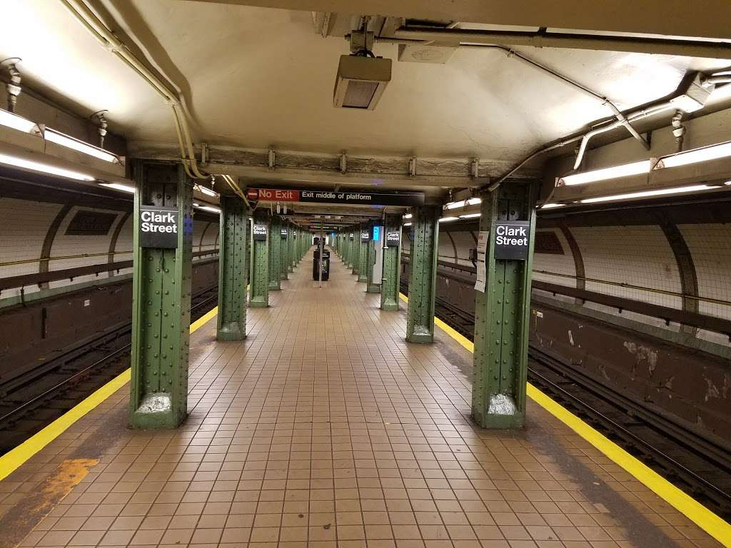 Clark Street Subway Station - subway station  | Photo 1 of 10 | Address: Brooklyn, NY 11201, USA
