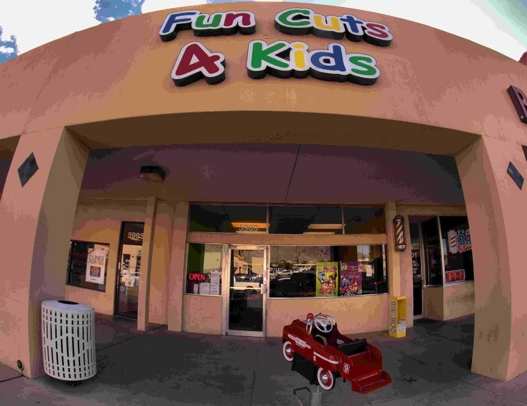 Fun Cuts 4 Kids - hair care  | Photo 6 of 7 | Address: 5989 N Mesa St, El Paso, TX 79912, USA | Phone: (915) 307-4938
