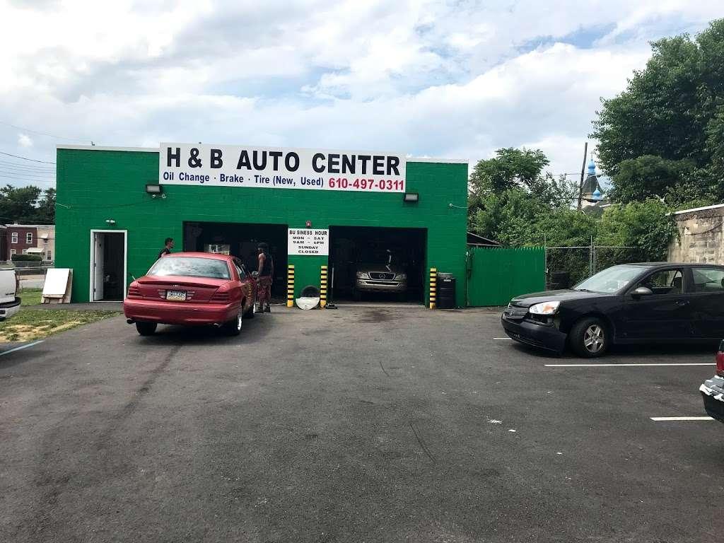 H&B Auto Center - car repair  | Photo 4 of 10 | Address: 2524 W 3rd St, Chester, PA 19013, USA | Phone: (610) 497-0311