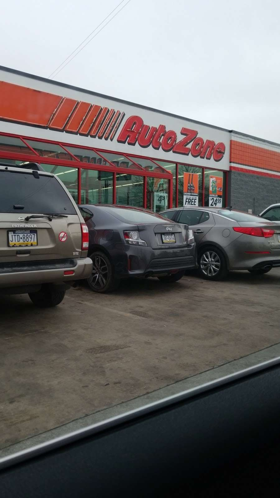 AutoZone Auto Parts - car repair  | Photo 10 of 10 | Address: 1015 Airport Rd, Allentown, PA 18109, USA | Phone: (610) 776-6174