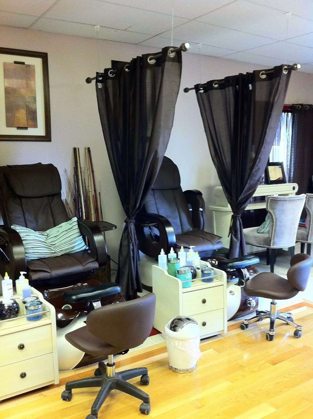 Luxury Nail Spa & Salon - hair care  | Photo 7 of 9 | Address: 1 Andover St, Peabody, MA 01960, USA | Phone: (978) 854-5472