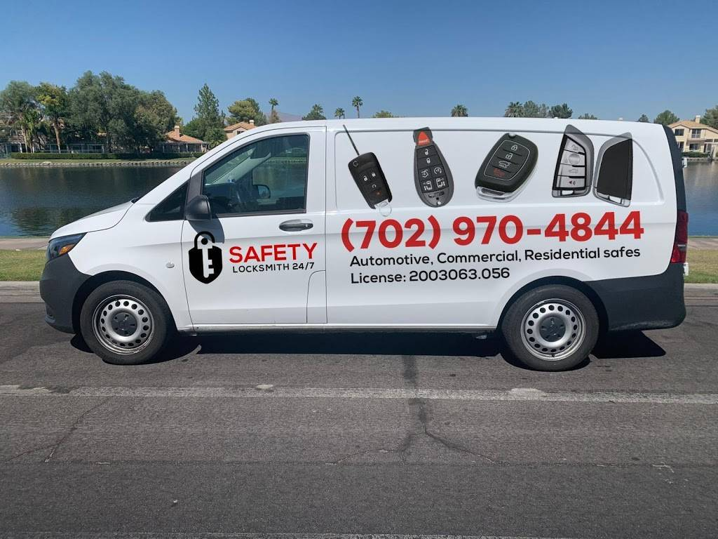 Safety Locksmith Las Vegas - locksmith  | Photo 8 of 10 | Address: 8221 Tivoli Cove Dr, Las Vegas, NV 89128, USA | Phone: (702) 970-4844