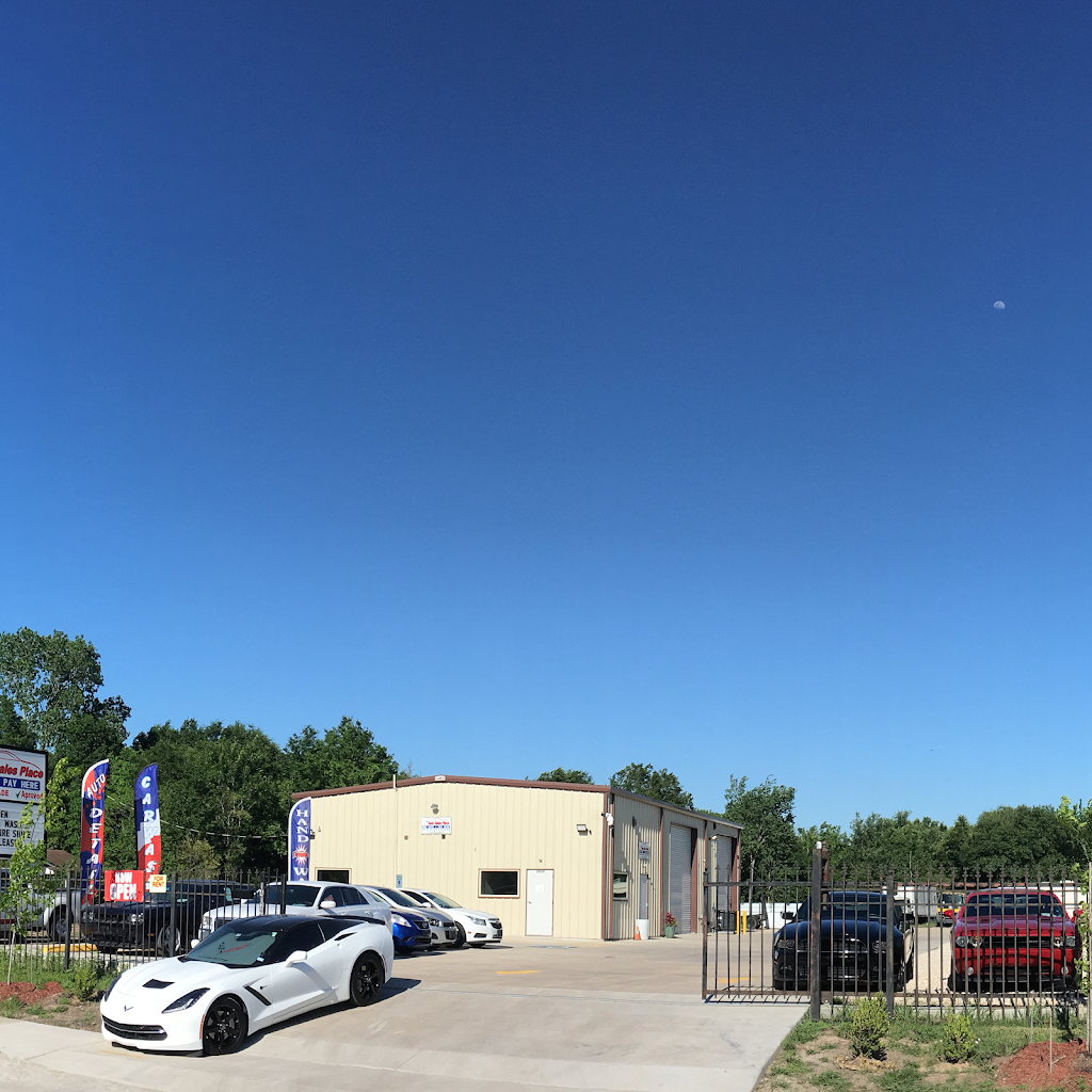 The Auto Sales Place and Hand Car Wash - car dealer  | Photo 3 of 10 | Address: 14129 Hiram Clarke Rd, Houston, TX 77045, USA | Phone: (832) 275-9116