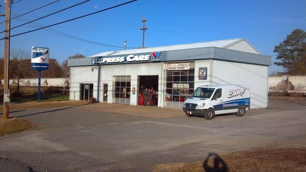 Valvoline Express Care - car repair  | Photo 1 of 4 | Address: 1401 E Main St, Cherryville, NC 28021, USA | Phone: (704) 435-3788
