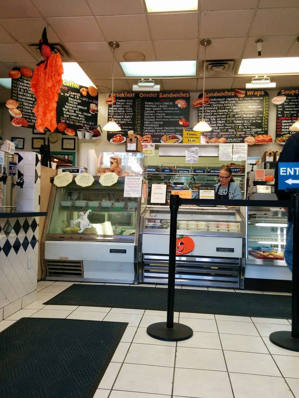 The Bagel Store - meal delivery  | Photo 1 of 10 | Address: 335 Hackensack St, Carlstadt, NJ 07072, USA | Phone: (201) 460-8660