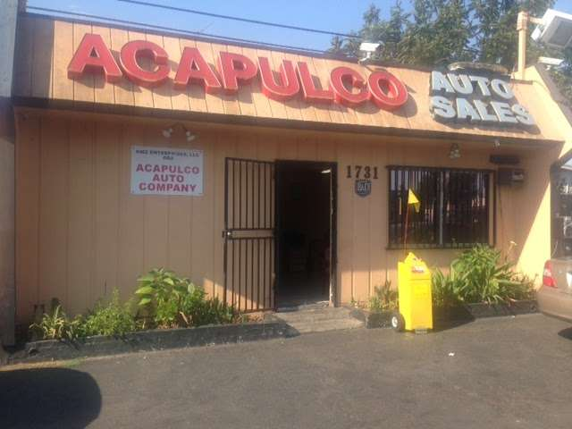 Acapulco Auto Company - car dealer  | Photo 1 of 6 | Address: 1731 W 1st St, Santa Ana, CA 92703, USA | Phone: (714) 565-0025