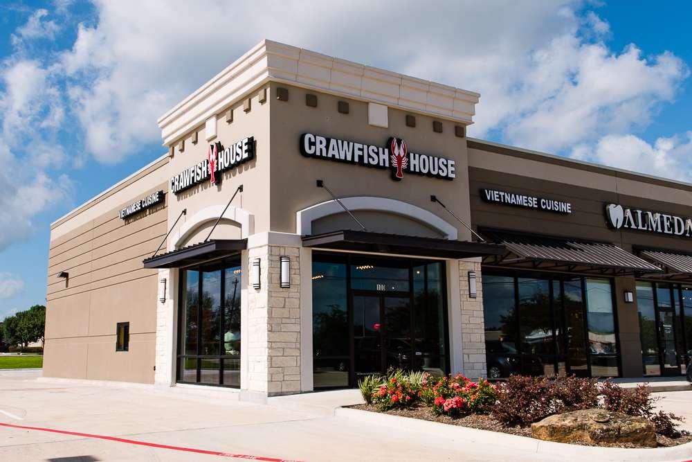 Crawfish House - restaurant    Photo 3 of 10   Address: 9990 Almeda Genoa Rd Suite 100, Houston, TX 77075, USA   Phone: (281) 715-0033