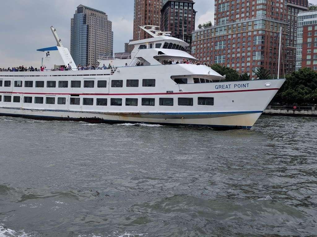 John J. Harvey Fireboat - store  | Photo 7 of 10 | Address: Hudson River Greenway, New York, NY 10005, USA