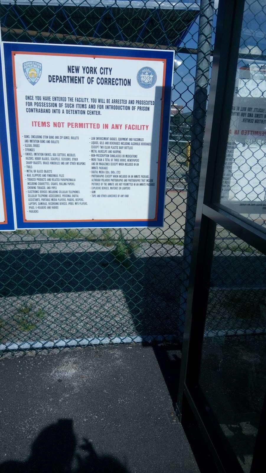 Rikers Island Rdy/rikers Island - bus station  | Photo 3 of 3 | Address: Bronx, NY 11105, USA