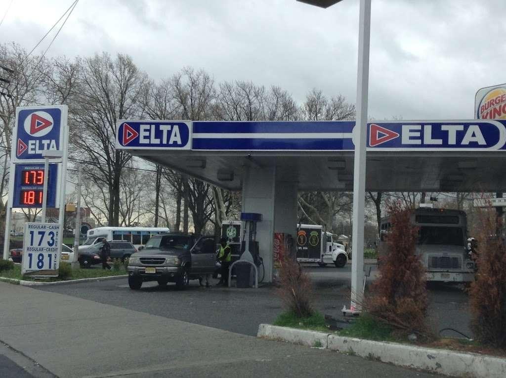 Delta Gas Station - gas station  | Photo 2 of 9 | Address: 9280 John Fitzgerald Kennedy Blvd, North Bergen, NJ 07047, USA | Phone: (201) 854-3800