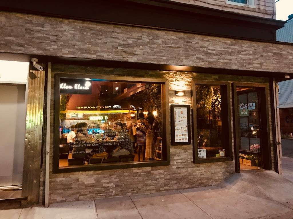 Klom Klorm - restaurant  | Photo 3 of 10 | Address: 181 Wyckoff Ave, Brooklyn, NY 11237, USA | Phone: (718) 489-9188