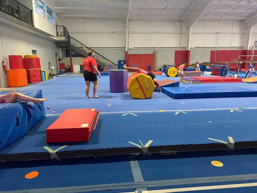Columbus Gymnastics Academy - gym  | Photo 2 of 6 | Address: 6810 Thrush Dr, Canal Winchester, OH 43110, USA | Phone: (614) 575-9557