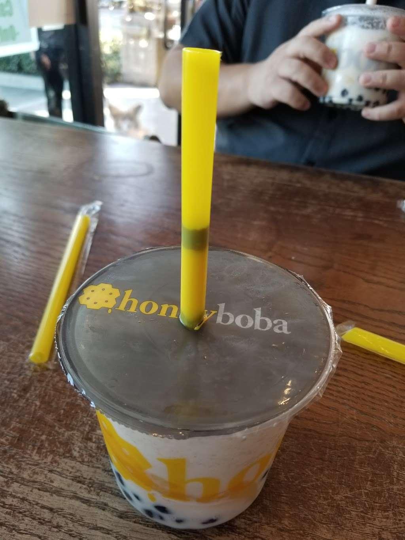 Honeyboba - cafe  | Photo 6 of 10 | Address: 1 W Duarte Rd, Arcadia, CA 91007, USA | Phone: (626) 446-9788
