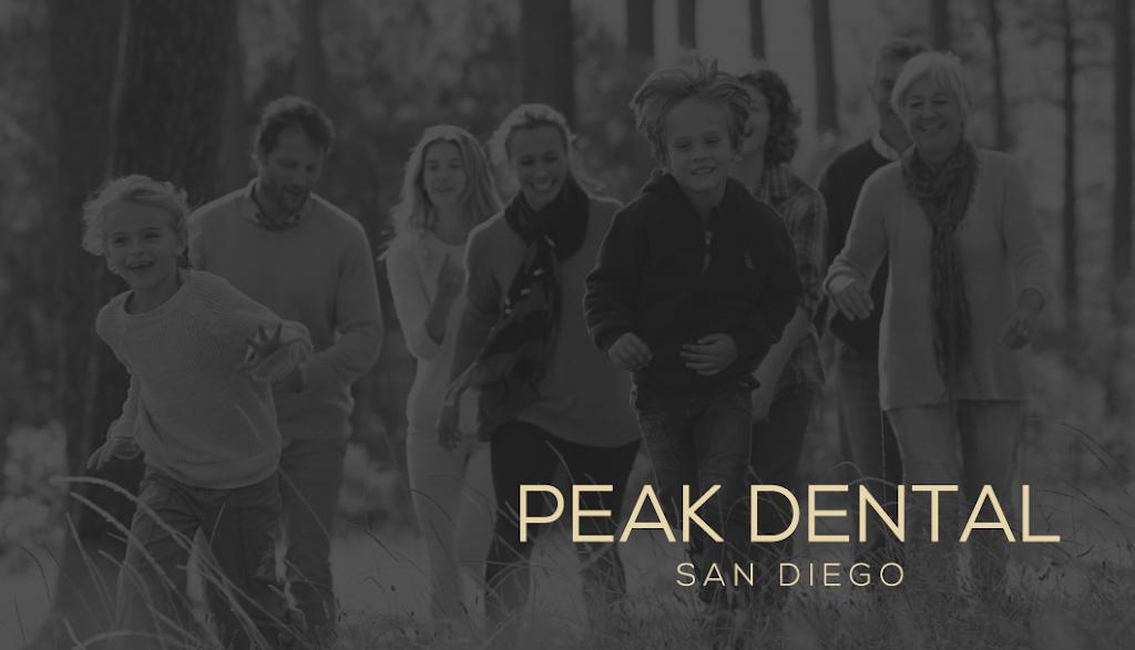 Peak Dental - dentist  | Photo 1 of 4 | Address: 9320 Carmel Mountain Rd a, San Diego, CA 92129, USA | Phone: (858) 484-4104