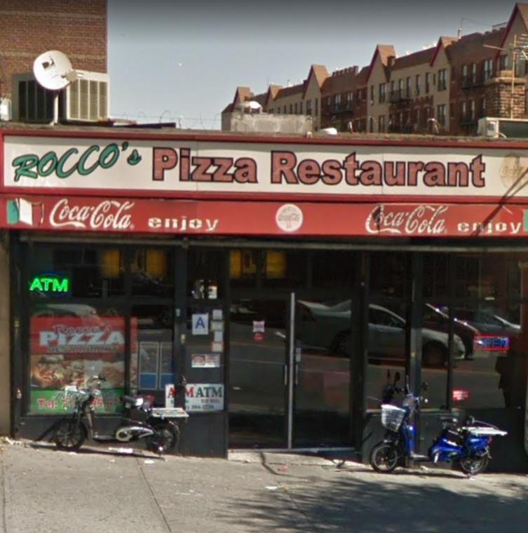 Roccos Pizzeria - restaurant  | Photo 4 of 10 | Address: 2414, 397, Bedford Park Blvd, Bronx, NY 10458, USA | Phone: (718) 295-6793