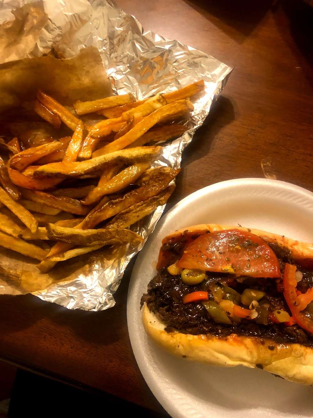 Mr. Pats Hoagy and Steak Sandwich - restaurant  | Photo 2 of 7 | Address: 1122 W 95th St, Chicago, IL 60643, USA