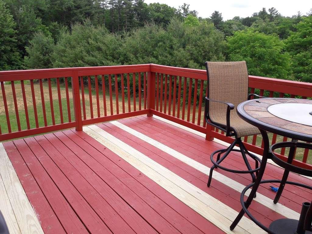 Hunsicker Premier Home Services - painter    Photo 1 of 10   Address: 5 Woodland Dr, Merrimack, NH 03054, USA   Phone: (603) 345-7811