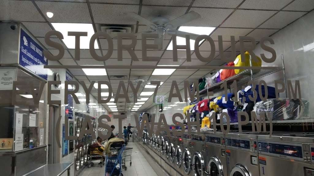 Kleen R Laundromat - laundry  | Photo 1 of 2 | Address: 483 Myrtle Ave, Brooklyn, NY 11205, USA