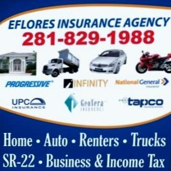 EFlores Insurance Agency - insurance agency  | Photo 7 of 9 | Address: 5751 Greenhouse Rd #106, Katy, TX 77449, USA | Phone: (281) 829-1988