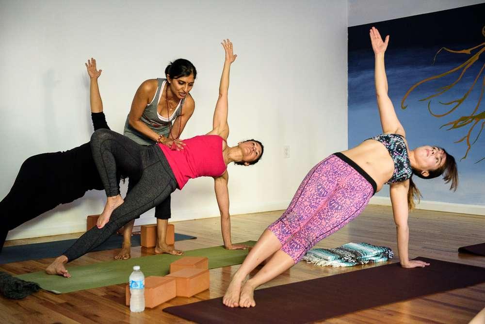 Sattva Yoga Jersey City - gym    Photo 4 of 10   Address: 523 Palisade Ave, Jersey City, NJ 07307, USA   Phone: (201) 839-5242