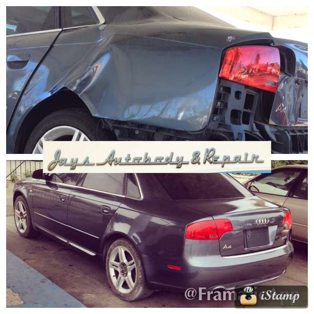 Jays Auto Body & Repair - car repair  | Photo 4 of 10 | Address: 27200 3rd St, Highland, CA 92346, USA | Phone: (909) 401-1919