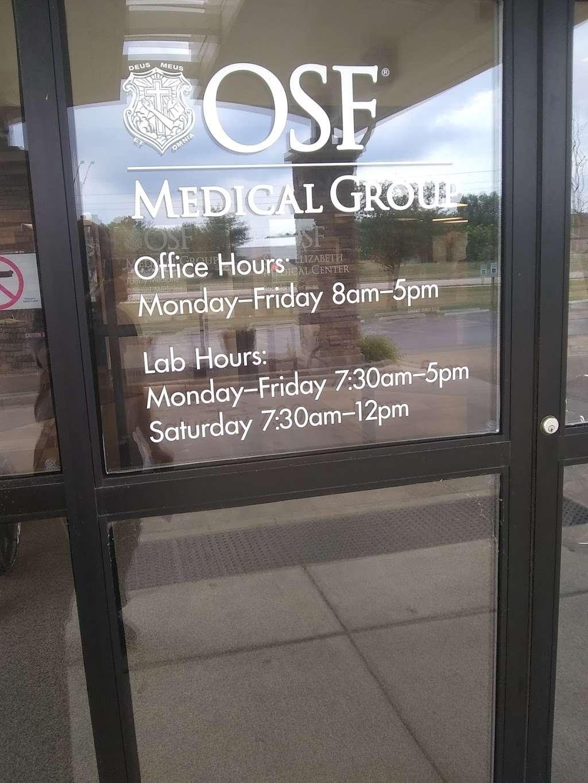 OSF PromptCare: Ottawa - hospital  | Photo 4 of 4 | Address: 1614 E Norris Dr, Ottawa, IL 61350, USA | Phone: (815) 434-2273