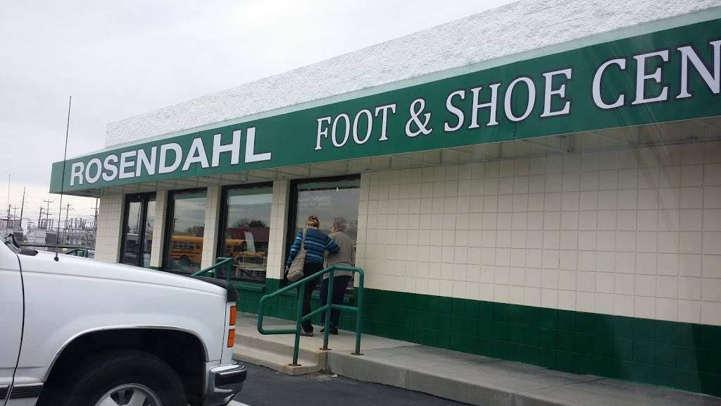 Rosendahl Foot & Shoe Center - shoe store  | Photo 1 of 9 | Address: 125 S Curtis Rd, Boise, ID 83705, USA | Phone: (208) 343-4242