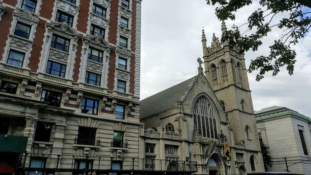 Universalist Church of New York - church    Photo 2 of 2   Address: New York, NY 10023, USA