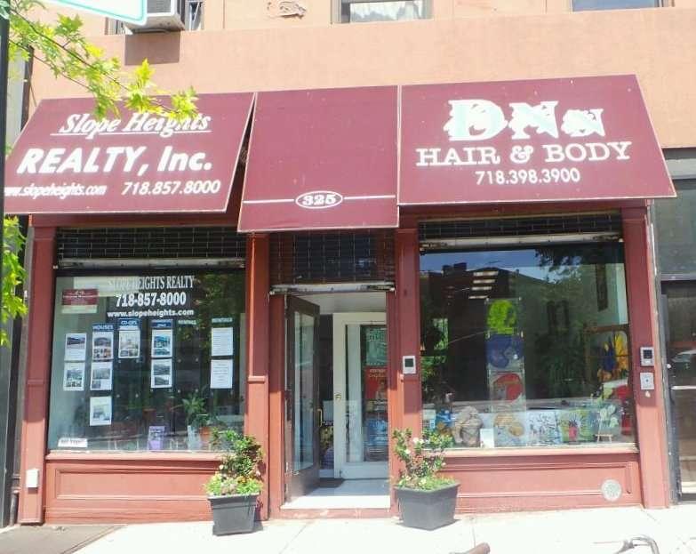 Slope Height Realty Corporation - cafe    Photo 1 of 2   Address: 325 Flatbush Ave, Brooklyn, NY 11217, USA   Phone: (718) 857-8000