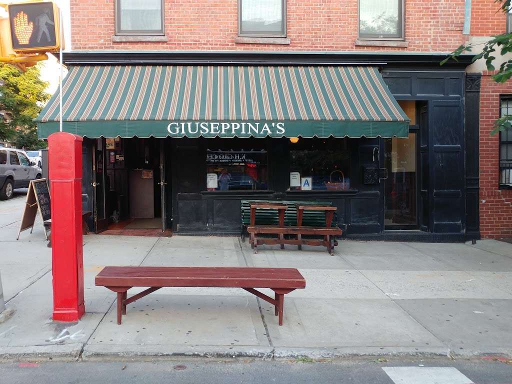 Giuseppinas Brick Oven Pizza - meal takeaway  | Photo 3 of 10 | Address: 691 6th Ave, Brooklyn, NY 11215, USA | Phone: (718) 499-5052