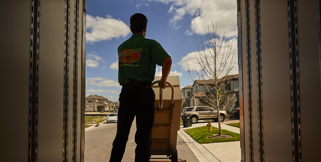 College Hunks Hauling Junk and Moving - moving company  | Photo 8 of 10 | Address: 11801 W Fairview Ave, Wauwatosa, WI 53226, USA | Phone: (414) 436-2909